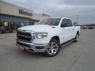 Used 2019 RAM 1500 Big Horn for sale in Perth, ON