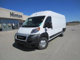 Used 2019 RAM 3500 ProMaster High Roof for sale in Perth, ON