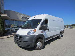Used 2018 RAM 3500 ProMaster High Roof for sale in Perth, ON