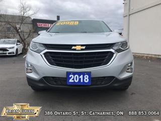 Used 2018 Chevrolet Equinox LT for sale in St Catharines, ON
