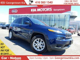 Used 2018 Jeep Cherokee North 4x4| PWR TAILGATE| PUSH START| LOW KMS| for sale in Georgetown, ON