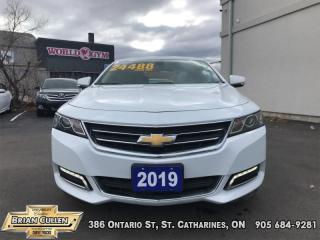 Used 2019 Chevrolet Impala LT for sale in St Catharines, ON