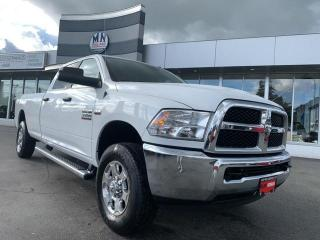 Used 2018 RAM 3500 SLT CREW LB 4WD 5.7L HEMI V8 REAR CAMERA for sale in Langley, BC