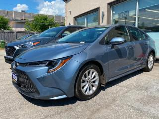 Used 2020 Toyota Corolla LE | AUTOMATIC | ROOF | LOADED for sale in Scarborough, ON