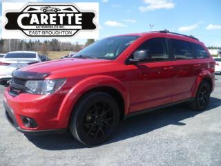 Used 2015 Dodge Journey Limited for sale in East broughton, QC