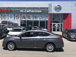 Used 2019 Nissan Sentra 1.8 S for sale in St. Catharines, ON