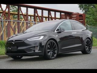 Used 2016 Tesla Model X 90D for sale in vancouver, BC
