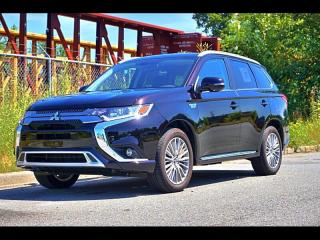 Used 2020 Mitsubishi Outlander Phev GT for sale in vancouver, BC