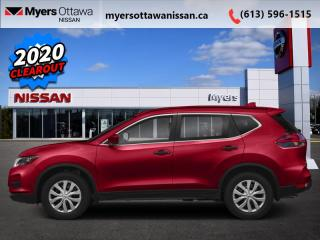 Used 2020 Nissan Rogue AWD SV  - Heated Seats for sale in Ottawa, ON