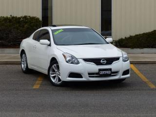 Used 2010 Nissan Altima LEATHER,2.5SL,NEW BRAKES,HEATED SEATS,SUNROOF,BOSE for sale in Mississauga, ON
