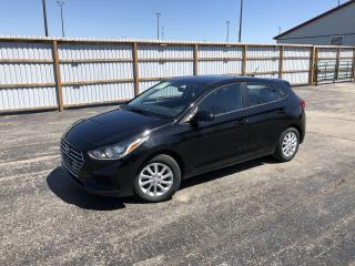 Used 2019 Hyundai Accent PREFERRED HATCH 2WD for sale in Cayuga, ON