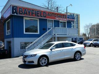 Used 2015 Chevrolet Impala LT **Remote Start/Bluetooth** for sale in Barrie, ON