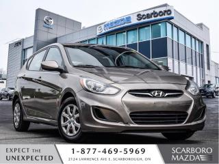 Used 2013 Hyundai Accent GL|AUTO|1OWNER|POWER LOCKS&WINDOW for sale in Scarborough, ON