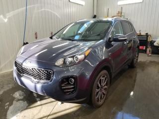 Used 2017 Kia Sportage EX* AWD* CARPLAY* SIEGE ELECTRIQUE* for sale in Québec, QC