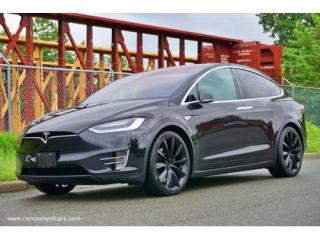 Used 2016 Tesla Model X for sale in Vancouver, BC