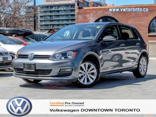 Used 2017 Volkswagen Golf COMFORTLINE | ONE OWNER | NO ACCIDENTS | LOW FINANCE RATES STARTING AT 0.9% for sale in Toronto, ON