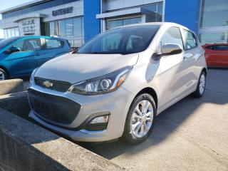 New 2020 Chevrolet Spark 1LT CVT for sale in Brampton, ON