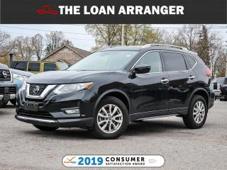 Used 2020 Nissan Rogue for sale in Barrie, ON