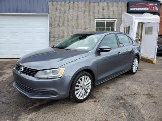 Used 2013 Volkswagen Jetta 2013 VOLKSWAGEN JETTA COMFORTLINE**41.00 for sale in Lemoyne, QC