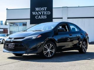 Used 2018 Toyota Corolla LE|SUNROOF|LANE DEP|ALLOYS for sale in Kitchener, ON