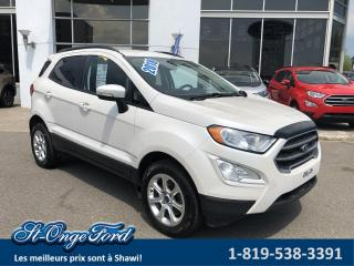 Used 2018 Ford EcoSport SE FWD for sale in Shawinigan, QC