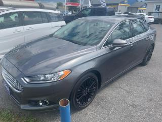 Used 2014 Ford Fusion SE for sale in Cornwall, ON