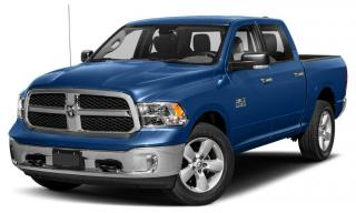 New 2019 RAM 1500 Classic SLT - Bluetooth -  Siriusxm for sale in Surrey, BC