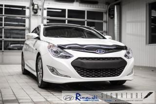 Used 2014 Hyundai Sonata Hybrid Limited chez Rimouski Hyundai for sale in Rimouski, QC