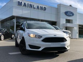 Used 2017 Ford Focus SE EX-COMPANY CAR, LOCAL BC, NO ACCIDENTS for sale in Surrey, BC