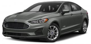 New 2020 Ford Fusion Hybrid Titanium for sale in Surrey, BC