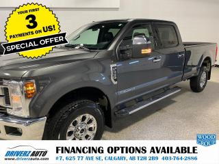 Used 2018 Ford F-350 XLT FX4, HEATED LEATHER SEATS AND MUCH MORE.. for sale in Calgary, AB