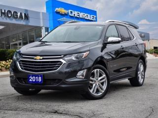 Used 2018 Chevrolet Equinox Premier for sale in Scarborough, ON