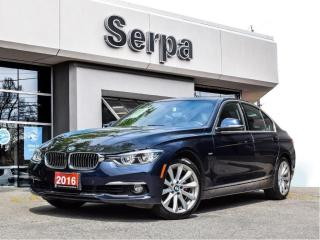 Used 2016 BMW 328 i xDrive |LUXURY|ROOF|LEATHER|WOOD|XDRIVE| for sale in Toronto, ON