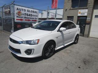 Used 2016 Mitsubishi Lancer GTS AWC berline 4 portes CVT for sale in Montréal, QC