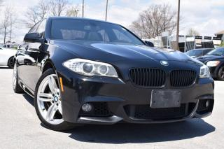 Used 2013 BMW 5 Series 535i xDrive for sale in Oakville, ON