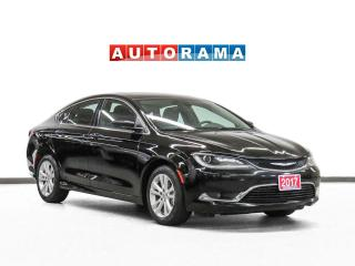 Used 2017 Chrysler 200 Limited Leather Sunroof Backup Cam for sale in Toronto, ON