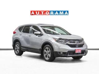 Used 2018 Honda CR-V EX AWD Backup camera Moonroof Heated Seats for sale in Toronto, ON