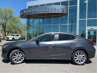 Used 2017 Mazda MAZDA3 GT for sale in Cobourg, ON