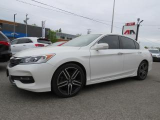 Used 2017 Honda Accord Sport MAGS 19 CAMERA TOIT OUVRANT for sale in St-Eustache, QC