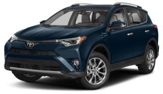 New 2018 Toyota RAV4 LIMITED  for sale in Hamilton, ON