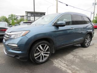 Used 2016 Honda Pilot 4WD Touring 7 PASSAGER DVD NAVI MAGS 20 for sale in St-Eustache, QC
