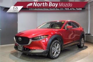 New 2020 Mazda CX-3 GT AWD - Click Here! Test Drive Appts Available! for sale in North Bay, ON