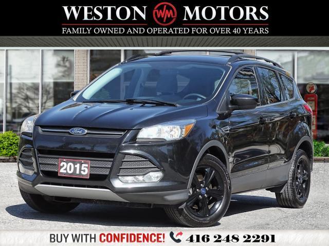 2015 Ford Escape SE*AWD*REVERSE CAMERA!!*