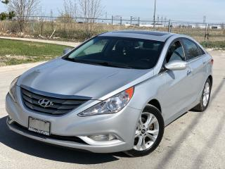 Used 2011 Hyundai Sonata Limited w/Nav for sale in Brampton, ON