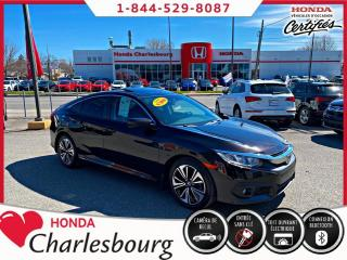 Used 2016 Honda Civic EX AUTOMATIQUE **AUCUN ACCIDENT** for sale in Charlesbourg, QC