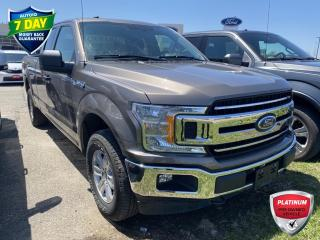 Used 2018 Ford F-150 XLT SUPER LOW MILEAGE! BOUGHT AT KITCHENER FORD! for sale in Kitchener, ON