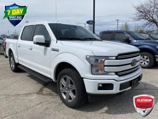 Used 2018 Ford F-150 Lariat LARIAT 502A/SPORT/SUNROOF for sale in Kitchener, ON