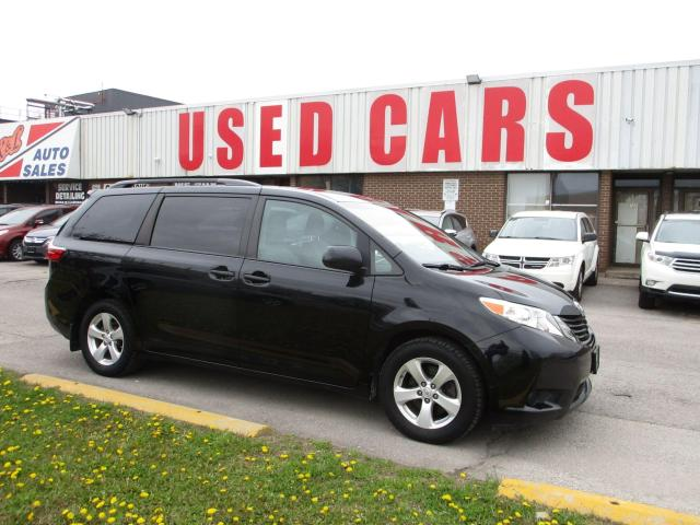 2016 Toyota Sienna LE ~ 8 PASS ~ POWER DOORS ~ BACK UP CAM