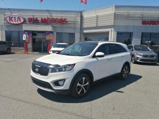 Used 2016 Kia Sorento EX AWD V6 ** CUIR, TOIT PANO, WOW A VOIR** for sale in Mcmasterville, QC