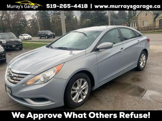 Used 2011 Hyundai Sonata GL for sale in Guelph, ON